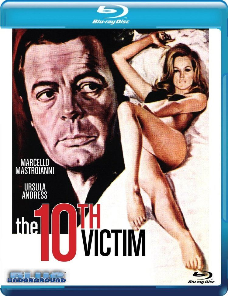 The 10th Victim The 10th Victim Bluray