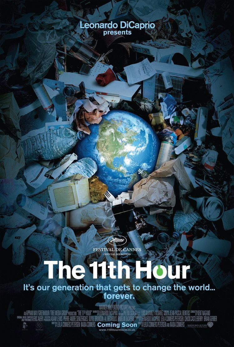 The Eleventh Hour The 11th Hour Movie Poster 2 of 2 IMP Awards