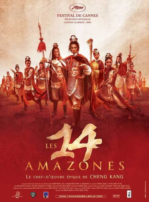The 14 Amazons Review The 14 Amazons Girls With Guns