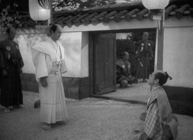 The 47 Ronin (1941 film) Genroku Chshingura The 47 Ronin 1941 Cinema Talk
