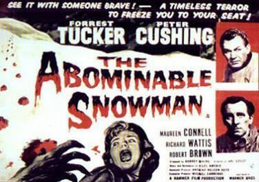 The Abominable Snowman (film) The Abominable Snowman film Wikipedia