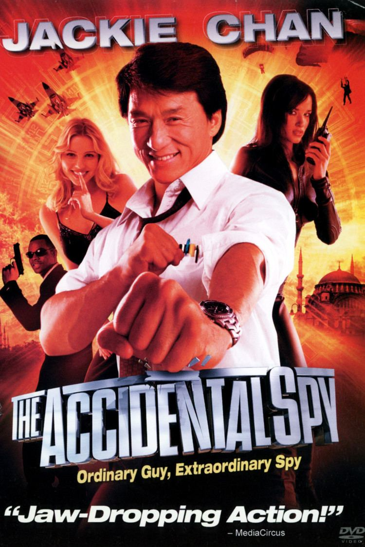 The Accidental Spy wwwgstaticcomtvthumbdvdboxart28965p28965d