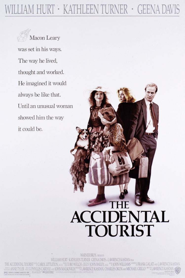 The Accidental Tourist (film) wwwgstaticcomtvthumbmovieposters11337p11337