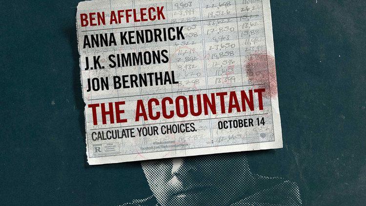 The Accountant (2016 film) The Accountant 2016 Movie Review Epsilon Reviews