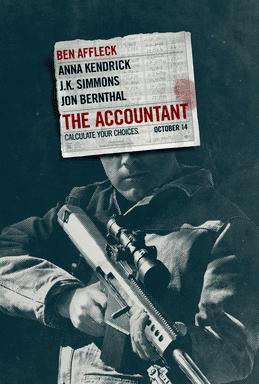 The Accountant (2016 film) The Accountant 2016 film Wikipedia