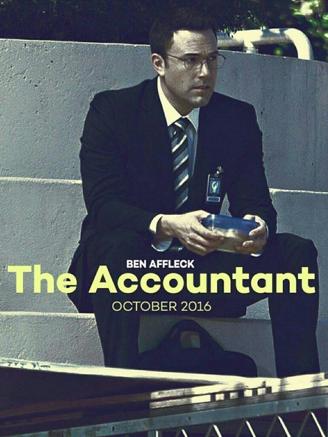 The Accountant (2016 film) the accountant movie If out on DVD before Christmas its a big one