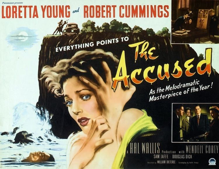 The Accused (1949 film) SICKOPSYCHOTIC The Accused 1949