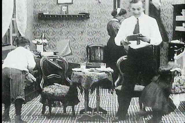 The Actors Children movie scenes The Actor s Children 1910