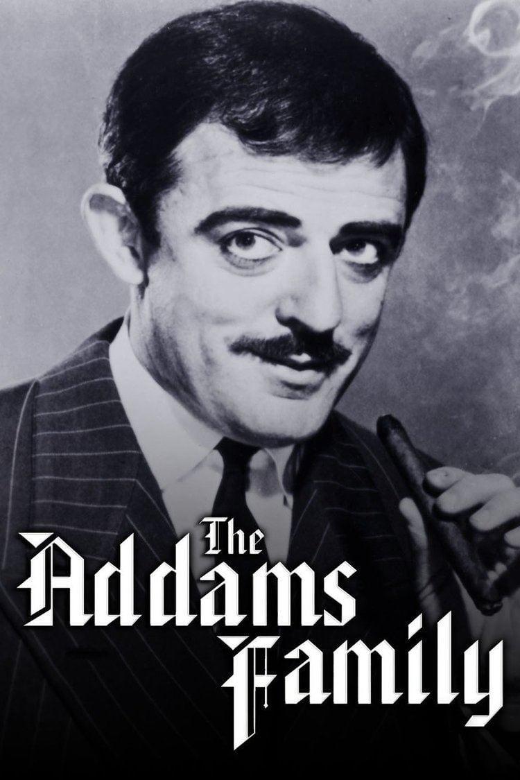 The Addams Family (1964 TV series) wwwgstaticcomtvthumbtvbanners184164p184164