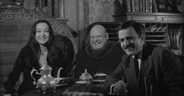 The Addams Family (1964 TV series) 10 images about The Addams Family Tv show on Pinterest Wednesday
