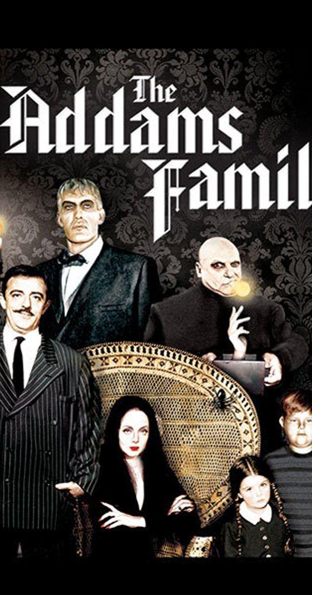 The Addams Family (1964 TV series) The Addams Family TV Series 19641966 IMDb