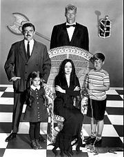 The Addams Family (1964 TV series) The Addams Family 1964 TV series Wikipedia