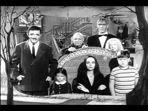 The Addams Family (1964 TV series) The Addams Family TV Show Opening 1964 YouTube