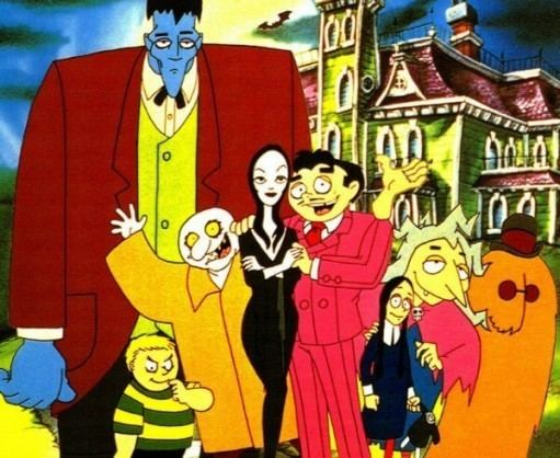The Addams Family 1992 Animated Series Alchetron The Free Social Encyclopedia