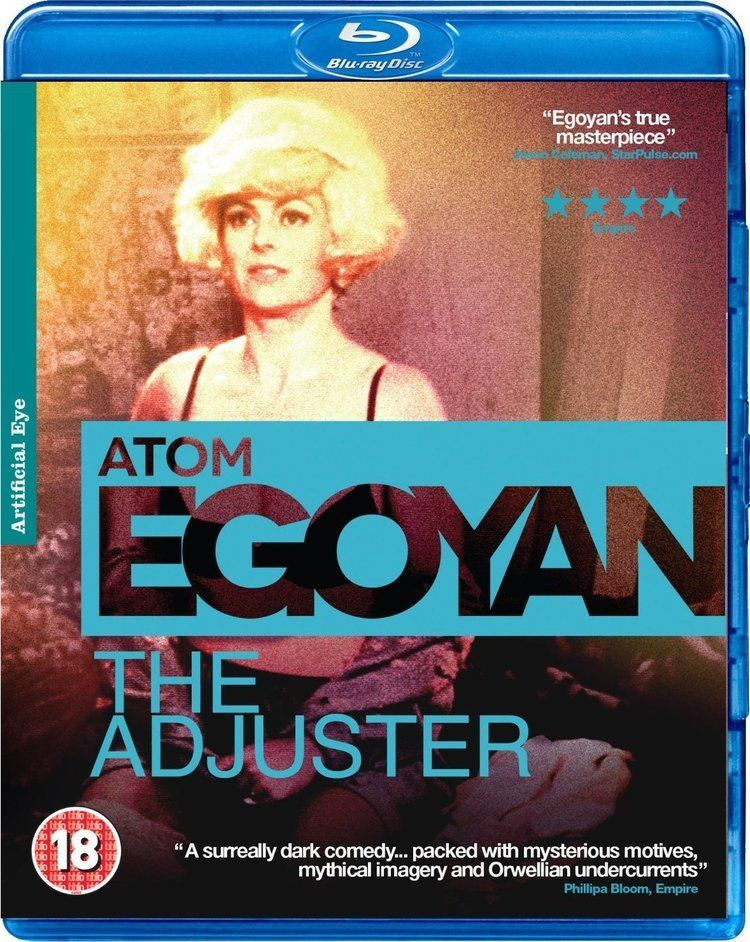 The Adjuster The Adjuster Bluray United Kingdom