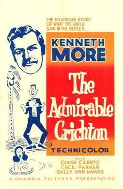 The Admirable Crichton (1918 film) The Admirable Crichton 1957 film Wikipedia