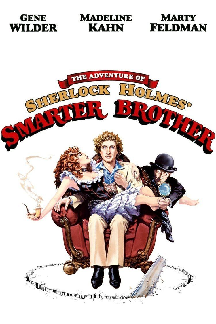 The Adventure of Sherlock Holmes' Smarter Brother wwwgstaticcomtvthumbmovieposters6208p6208p
