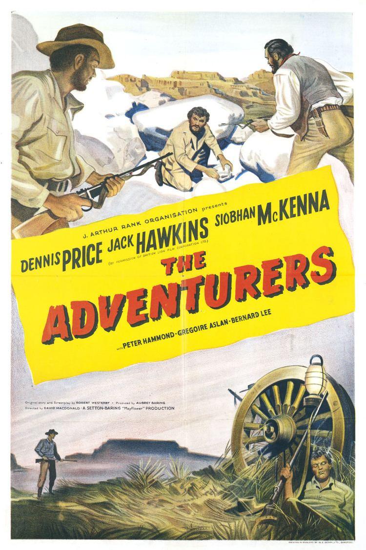 The Adventurers (1951 film) wwwgstaticcomtvthumbmovieposters10506p10506