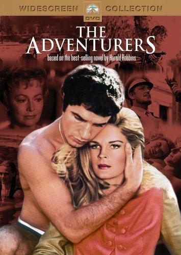 The Adventurers (1970 film) Amazoncom The Adventurers Charles Aznavour Alan Badel Candice