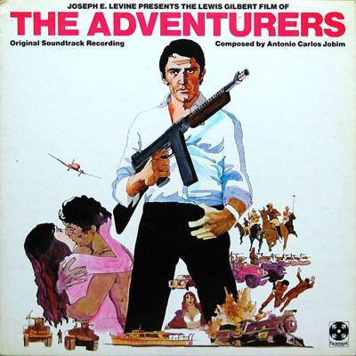 The Adventurers (1970 film) Antonio Carlos Jobim The Adventurers Original Soundtrack Vinyl