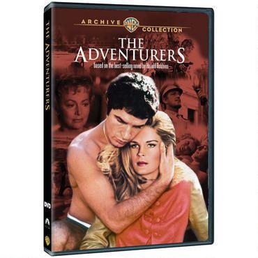 The Adventurers (1970 film) DVD REVIEW THE ADVENTURERS 1970 STARRING BEKIM FEHMIU CANDICE