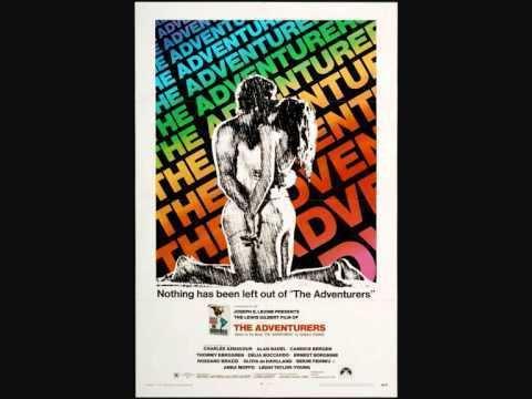 The Adventurers (1970 film) Dax and Amparo from The Adventurers 1970 Antonio Carlos Jobim