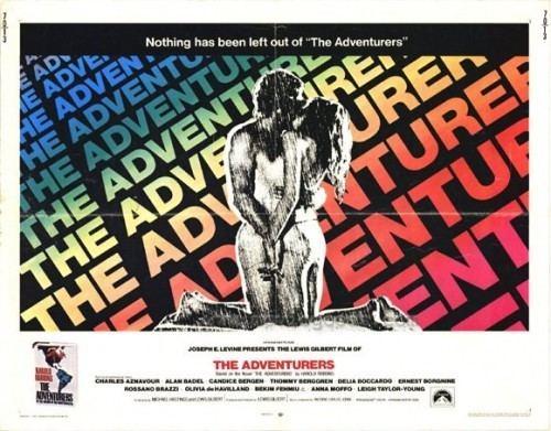 The Adventurers (1970 film) Movie of the Week The Adventurers JeffAndWillcom