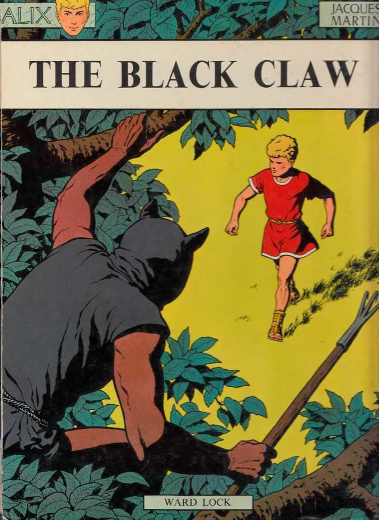 The Adventures of Alix Adventures of Alix 2 The Black Claw Issue