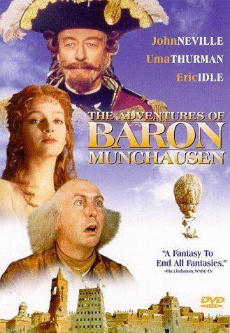 The Adventures of Baron Munchausen Amazoncom The Adventures of Baron Munchausen John Neville Eric