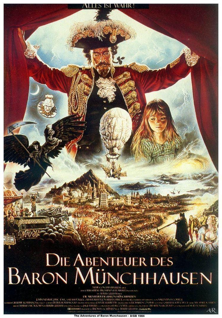 The Adventures of Baron Munchausen Michael Kamen The Adventures of Baron Munchausen FLAC