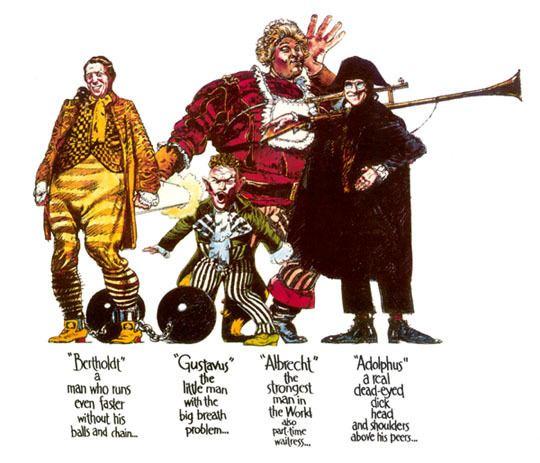 The Adventures of Baron Munchausen Dreams The Adventures of Baron Munchausen by Terry Gilliam