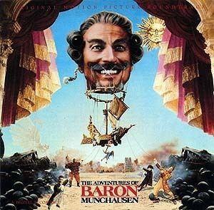 The Adventures of Baron Munchausen Adventures Of Baron Munchausen The Soundtrack details