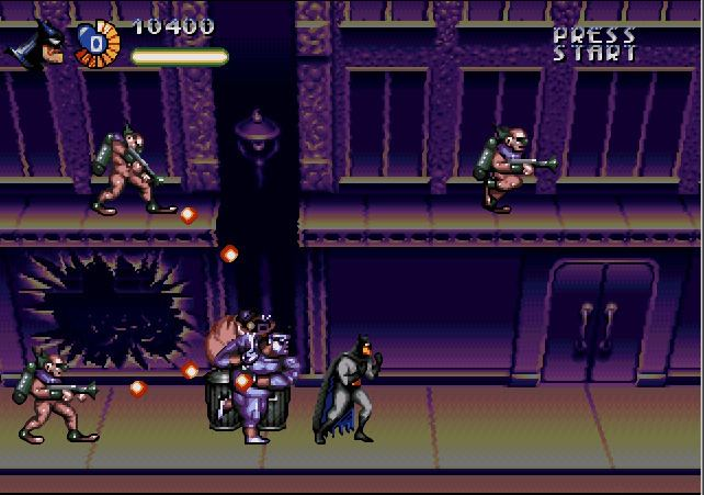 The Adventures of Batman & Robin (video game) The Adventures of Batman amp Robin Download