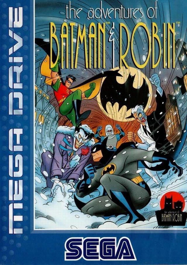 The Adventures of Batman & Robin (video game) staticgiantbombcomuploadsoriginal1142061099
