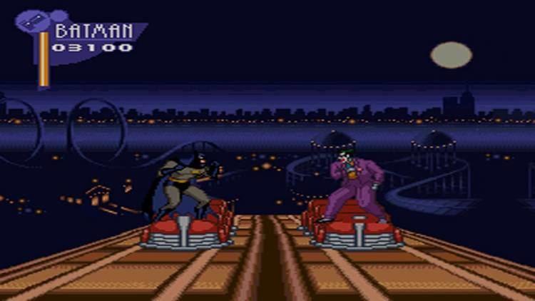 The Adventures of Batman & Robin (video game) Adventures of Batman amp Robin SNES Boss 1 Joker 1 no damage