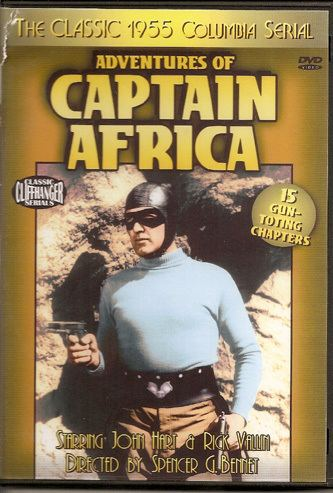 The Adventures of Captain Africa Movie Game Other Reviews
