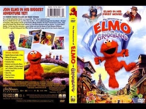 The Adventures of Elmo in Grouchland Opening to The Adventures of Elmo in Grouchland DVD YouTube