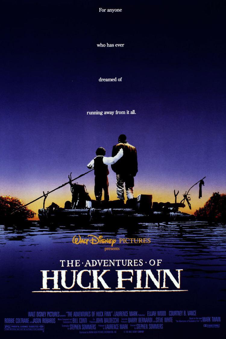 The Adventures of Huck Finn (1993 film) wwwgstaticcomtvthumbmovieposters14694p14694