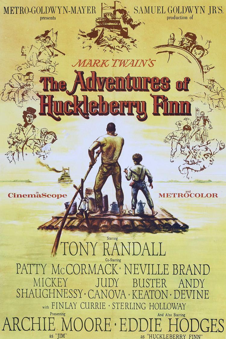 The Adventures of Huckleberry Finn (1960 film) wwwgstaticcomtvthumbmovieposters477p477pv