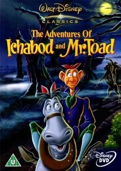 The Adventures of Ichabod and Mr. Toad The Adventures of Ichabod and Mr Toad 1949 MonsterHunter