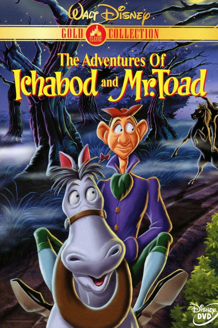The Adventures of Ichabod and Mr. Toad wwwgstaticcomtvthumbdvdboxart6335p6335dv8