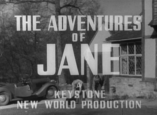 The Adventures of Jane The Adventures of Jane