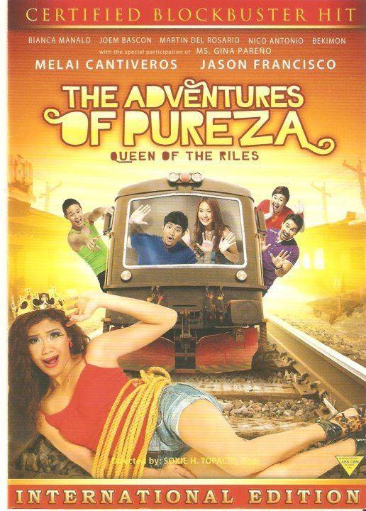 The Adventures of Pureza: Queen of the Riles The Adventures of Pureza Queen of the Riles Pinoy Rebyu