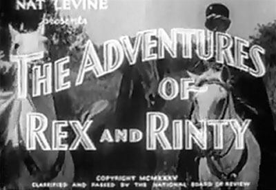 The Adventures of Rex and Rinty The Adventures of Rex and Rinty The Files of Jerry Blake