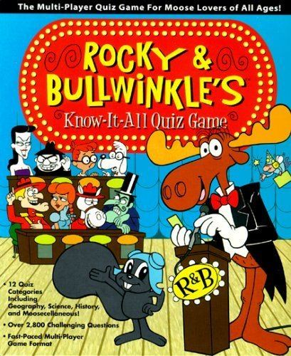 The Adventures of Rocky and Bullwinkle The Adventures of Rocky and Bullwinkle Review CultureVulture