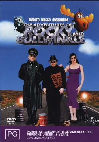 The Adventures of Rocky and Bullwinkle The Adventures of Rocky and Bullwinkle 2000