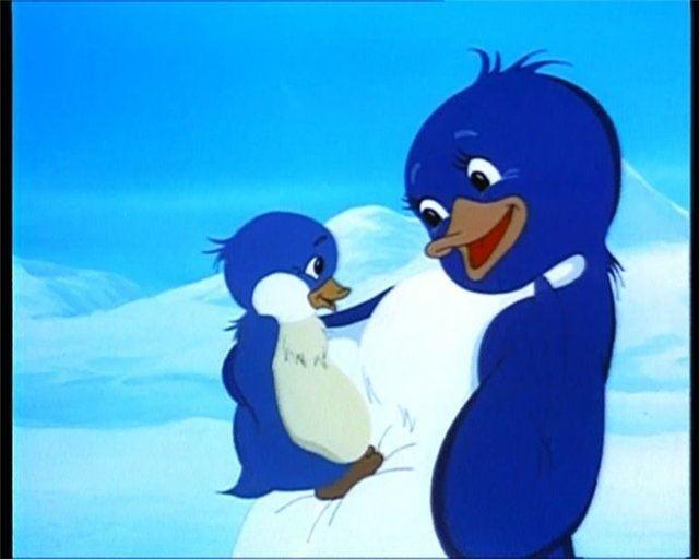 The Adventures of Scamper the Penguin movie scenes Scamper