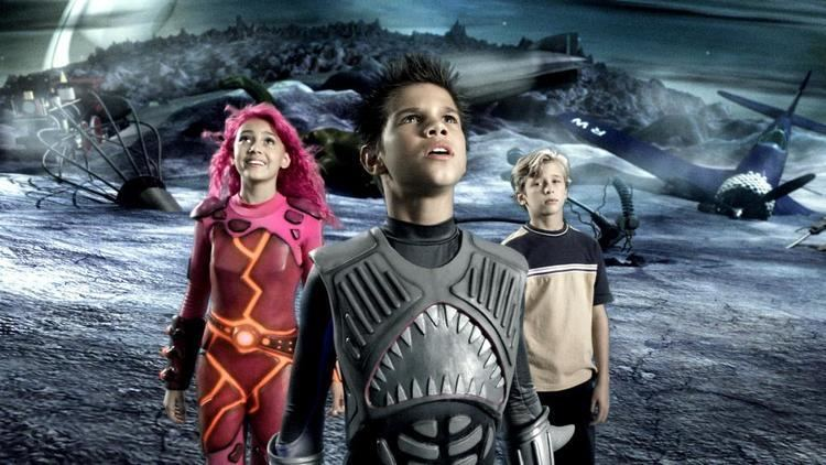 The Adventures of Sharkboy and Lavagirl in 3-D Cineplexcom The Adventures of Sharkboy and Lavagirl in 3D