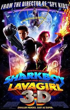 The Adventures of Sharkboy and Lavagirl in 3-D The Adventures of Sharkboy and Lavagirl in 3D Wikipedia