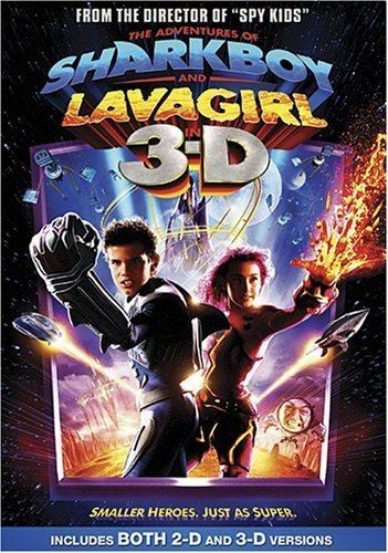 The Adventures of Sharkboy and Lavagirl in 3-D Amazoncom The Adventures of Sharkboy and Lavagirl in 3D also
